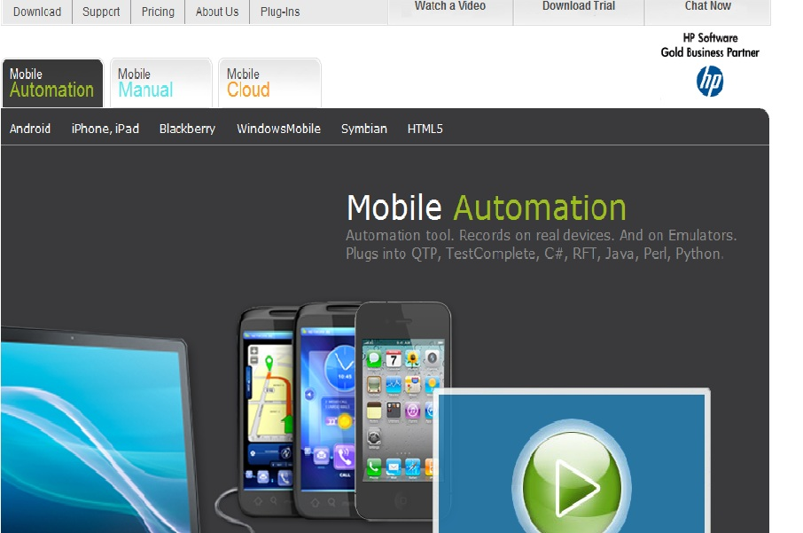 Automating mobile tests with SeeTest by Experitest – Mobile ...