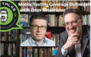 Test Coverage Optimization for Mobile